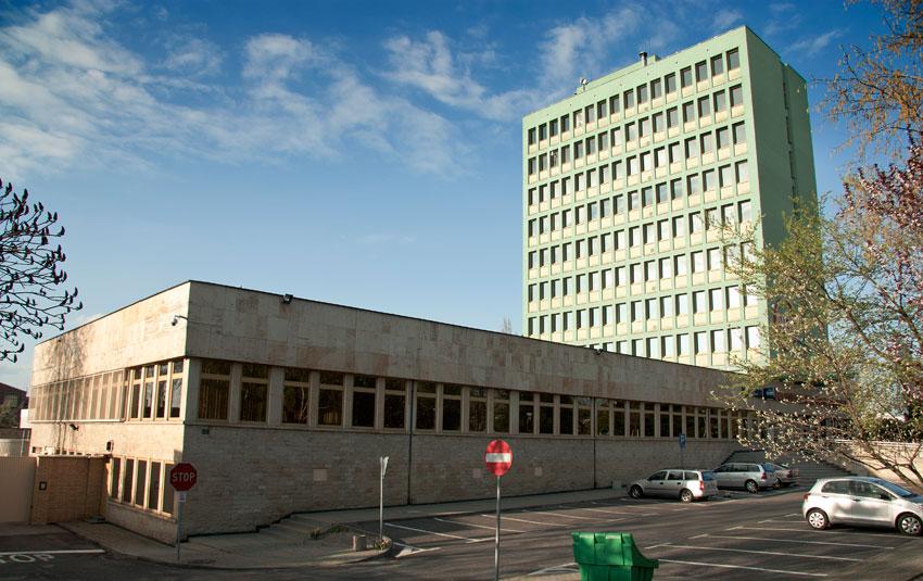 NBP w Zielonej Górze - projekt w wykonaniu MIKMAK architekci