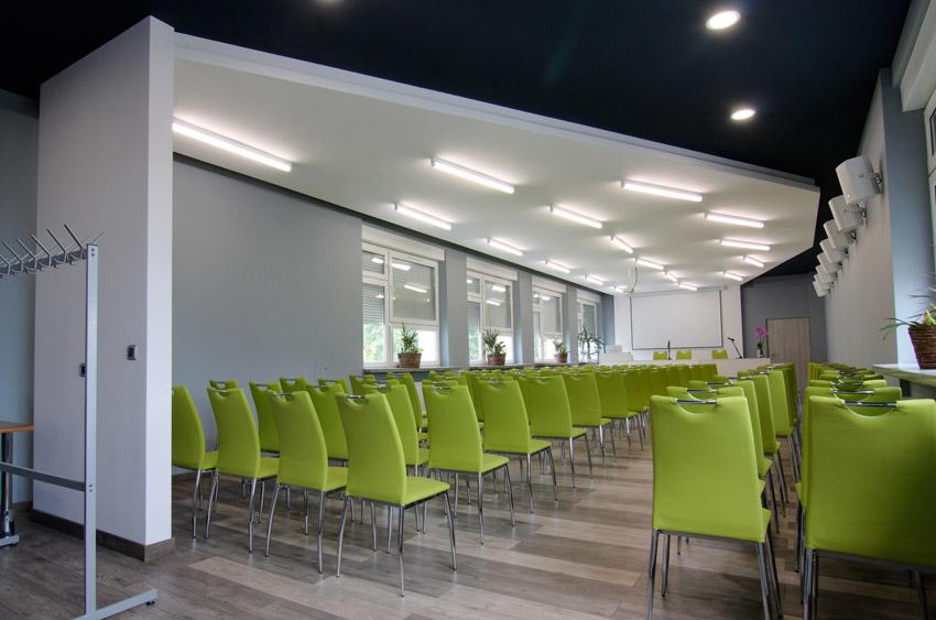Sala po modernizacji - widok na całą salę