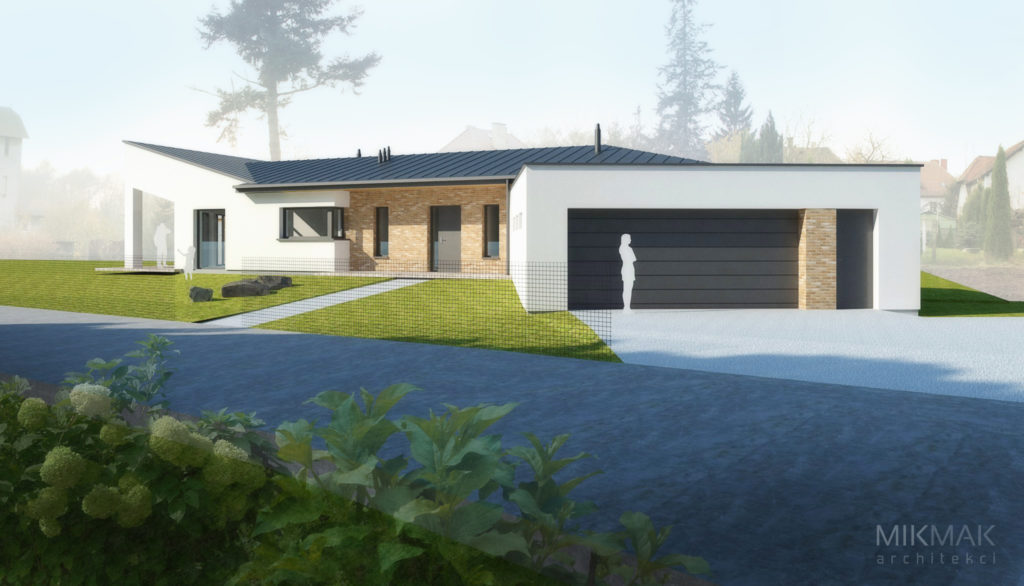 Projekt nowego budynku